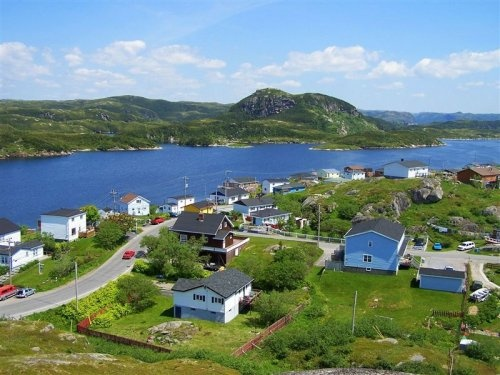 Burgeo, Newfoundland.