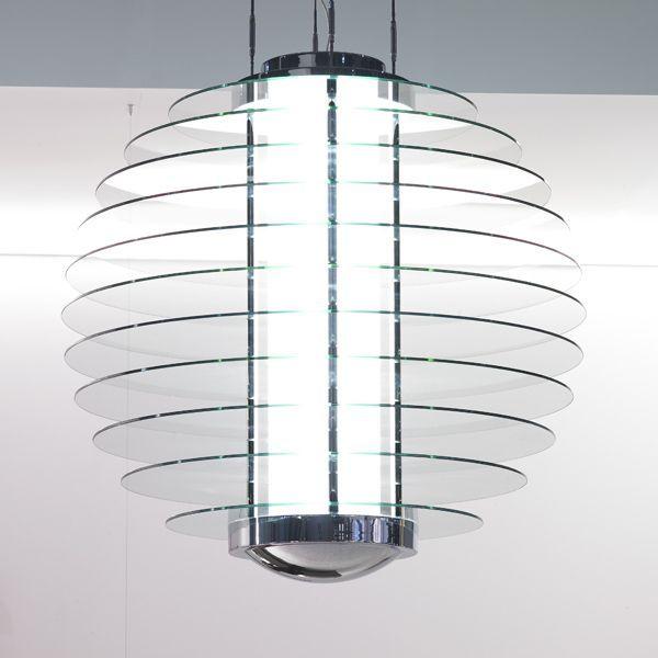 0024xxl suspension lamp, Gio Ponti