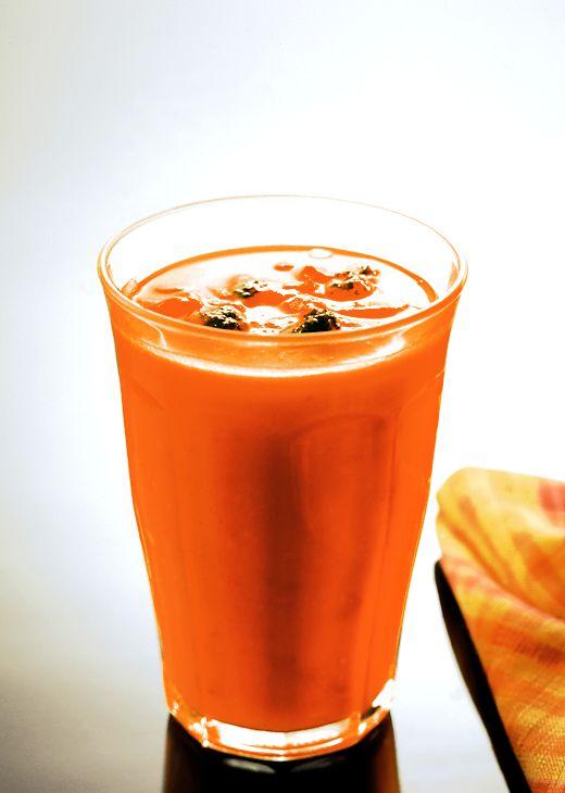 Soppa på sötpotatis och apelsin | Recept.nu