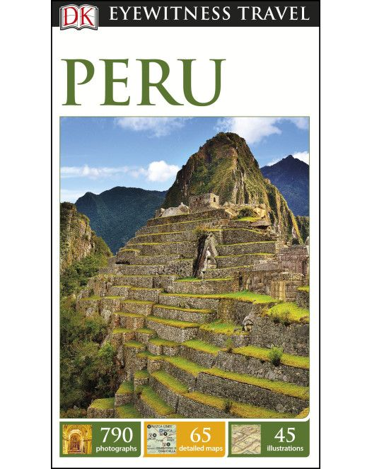 DK Eyewitness Travel Guide Peru - primary image