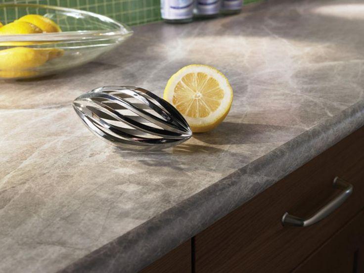 10 Budget Kitchen Countertop Ideas