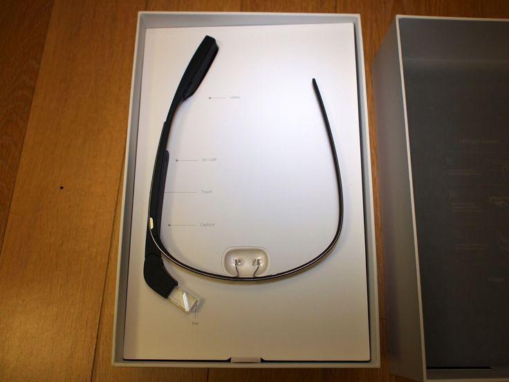 [$225 티타늄 안경 프레임이 무료로 제공되는 구글 글래스 explorer edition charcoal 컬러 개봉기]