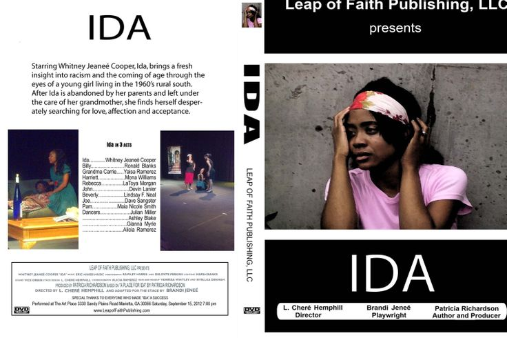 """The first production of """"Ida"""" The Stage Play!"""