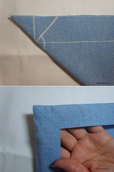 Hem envelope.  Secrets skilled dressmakers | Skilful hands – #costura #Costurafa…