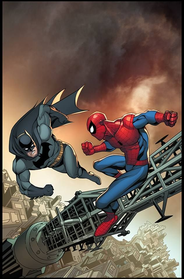 batman vs spiderman essay Web head, spidey, your friendly neighborhood spider-man spider-man is one of my favorite superheroes hands down and i'll tell you why to me, he is a combination of the best qualities a superhero can have.