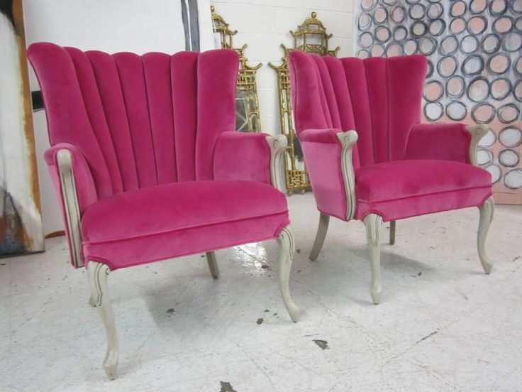 48 best Upholstery: channel-back images on Pinterest   Wing chairs ...