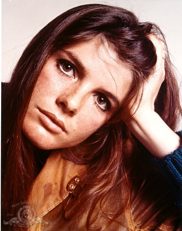 The Graduate is awesome for so many reasons, one of which is Katherine Ross and the crush that I will forever have on Elaine Robinson.