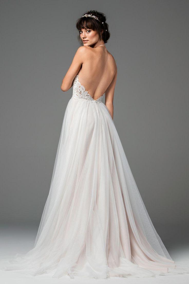25+ best ideas about Open Back Wedding on Pinterest   Open ... - photo #15