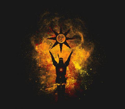 Praise the Sun | Dark Souls | TeeFury
