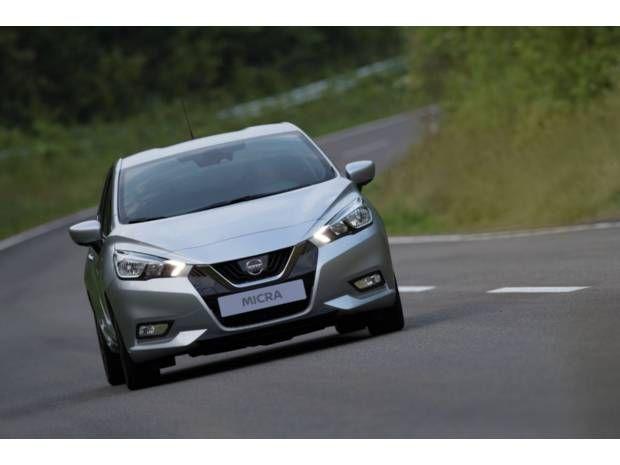 Nissan Micra 2017: Neuvorstellung