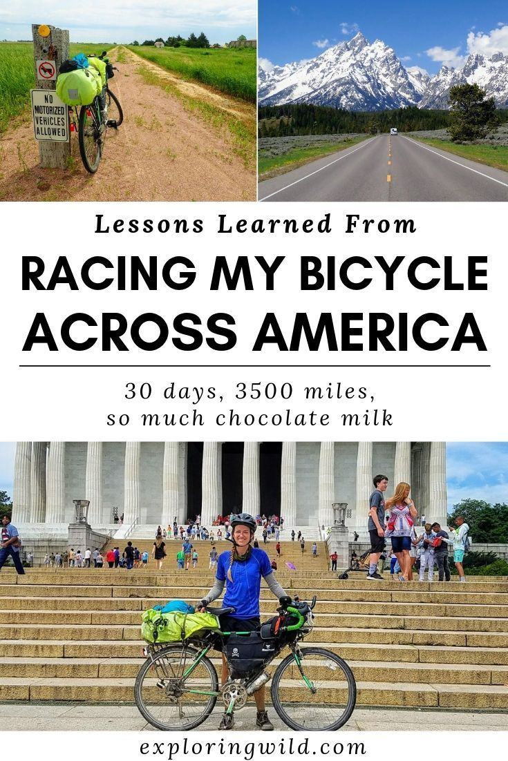 Bike Nonstop Us 2019 Lessons Learned From 3500 Miles At The Back