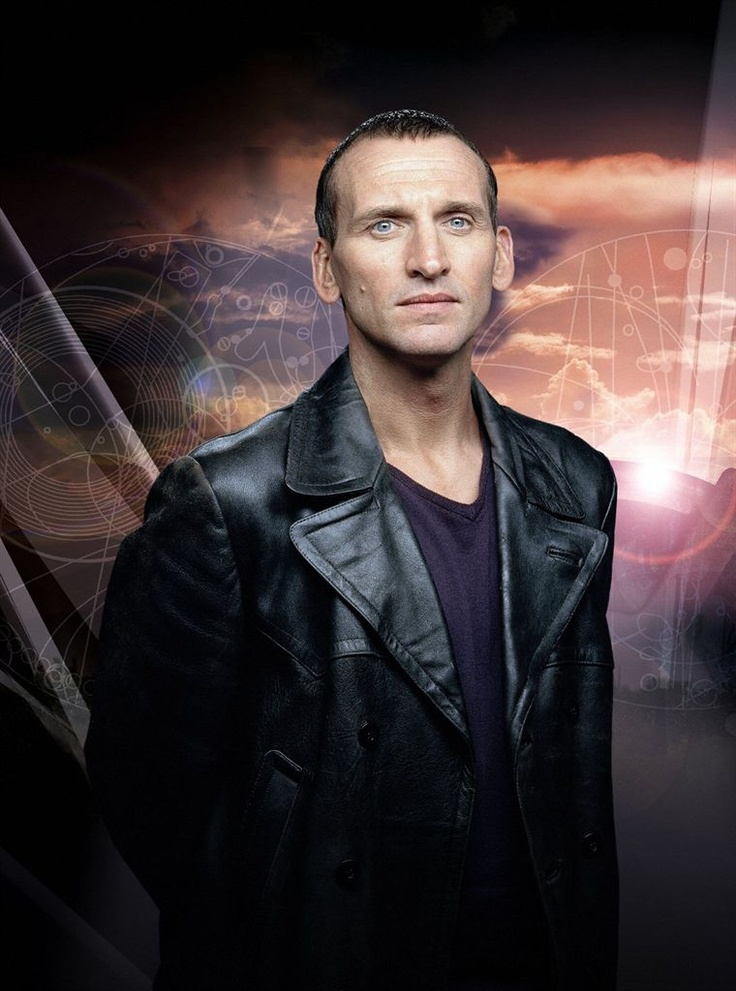 The Ninth Doctor. How I wish he'd had more than one series...