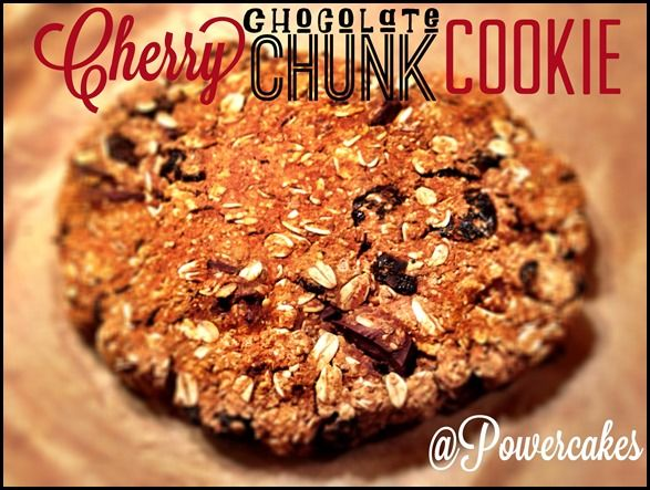 Single Serve Cherry Chocolate Chunk Cookie! this recipe is SUPER simple to make & not a lot of ingredients.
