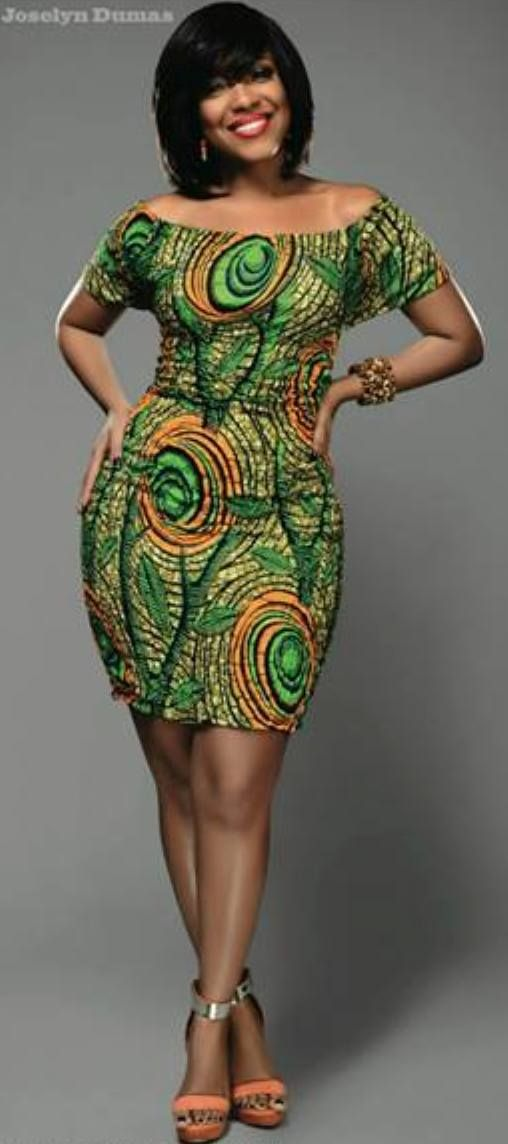 78  images about African ✯ Fashion ~ Short Dresses ✯ on ...