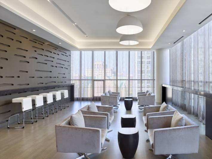 X2 Condominiums, Toronto. Interior design by Cecconi ...