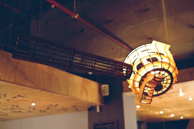 Flying Portafilter Light.