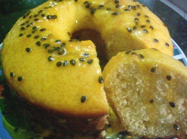 Bolo de Maracujà Recipe type: Dessert   Bolo de Maracuja is a Brazilian passion fruit cake.