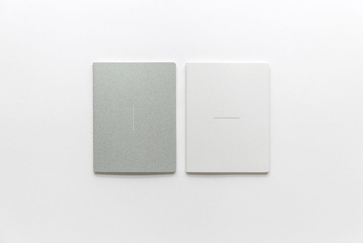 Notebook duo // by Cereal // made in collaboration with Korean stationers in…
