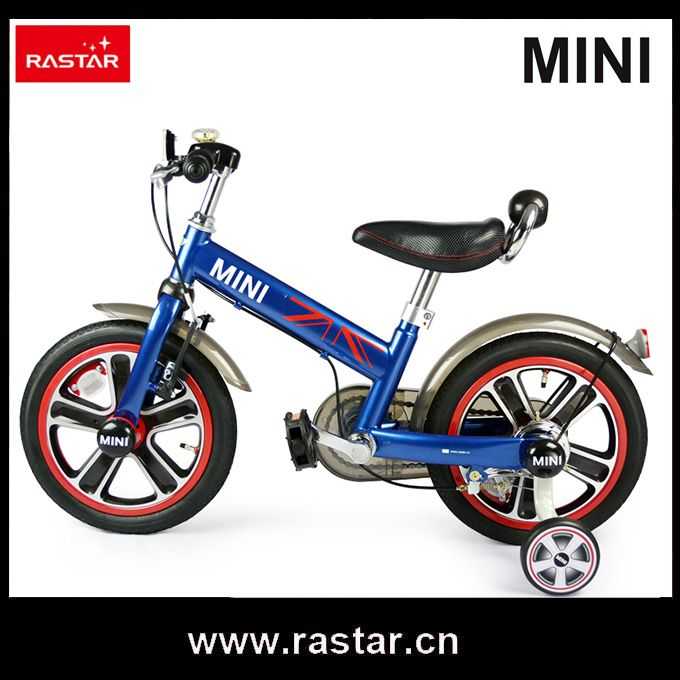 RASTAR 14 inch bike for kids MINI icensed bicycle