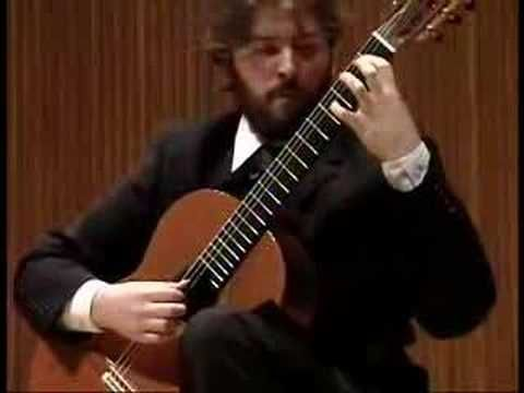 classical guitar: A.Barrios Prelude in c minor