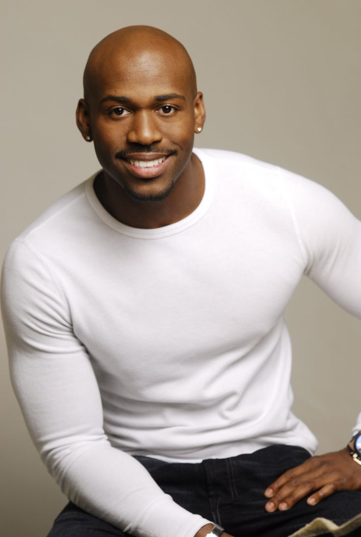 Dolvett Quince - You know ... I really don't have a category that he would fit into, but he looks so good to me I just couldn't resist. :)