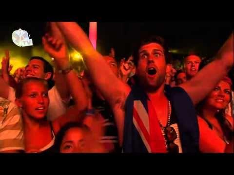 Tomorrowland 2012 @ David Guetta