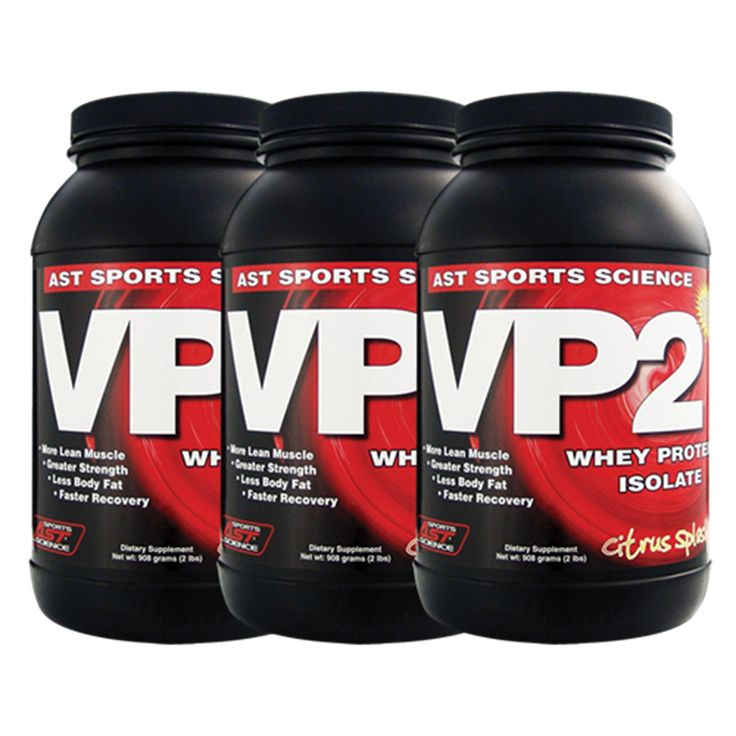 AST VP2 Whey Protein