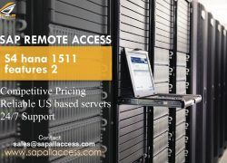 We are one of the best sap system access online USA. Get SAP system access online USA easily with SAP hosting partner USA and get the best deal of a lifetime.