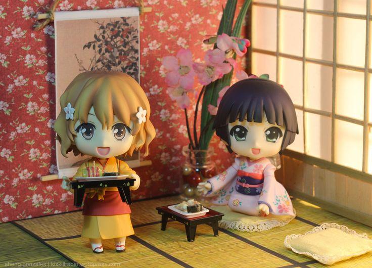 Ohana and Yune at the Inn by kixkillradio on DeviantArt