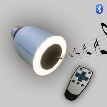 Lampadina LED con ALTOPARLANTE Bluetooth con telecomando