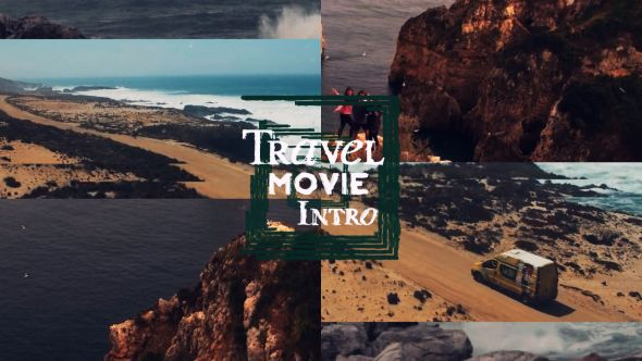 Travel Movie Intro (Special Events) #Envato #Videohive #aftereffects
