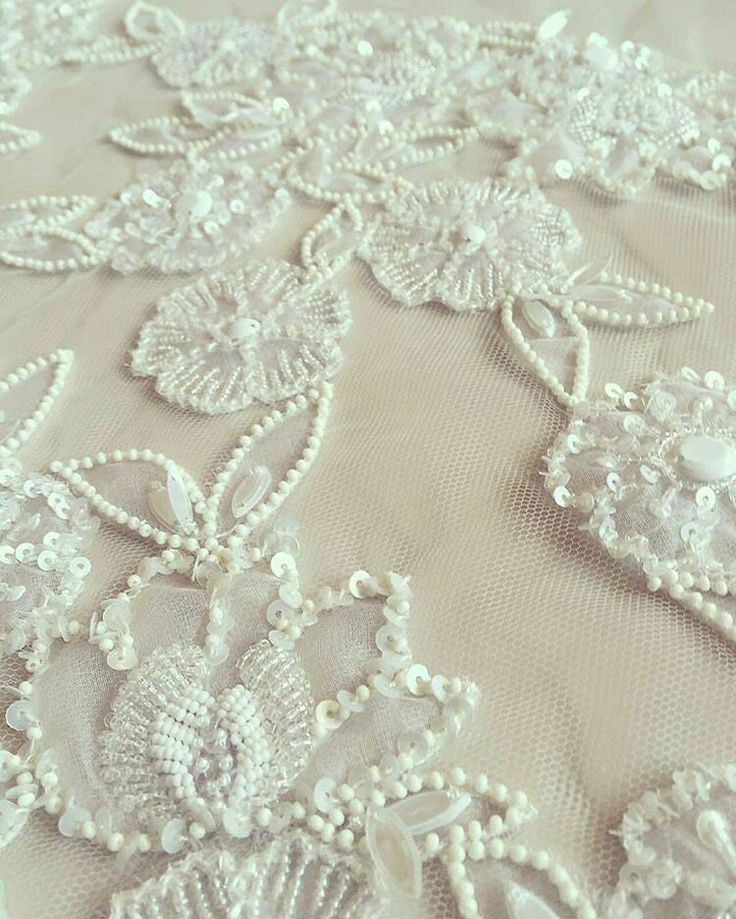 Azziandosta bead embroideries pinterest