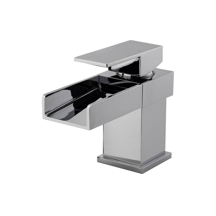 Metro Waterfall Cloakroom Basin Mixer now only £69.99 from Victoria Plumb