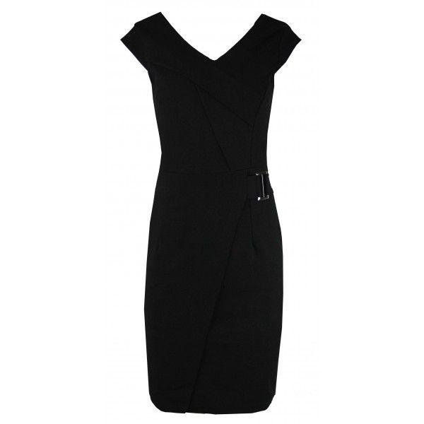 Prina Elegant Slimming Career Dress