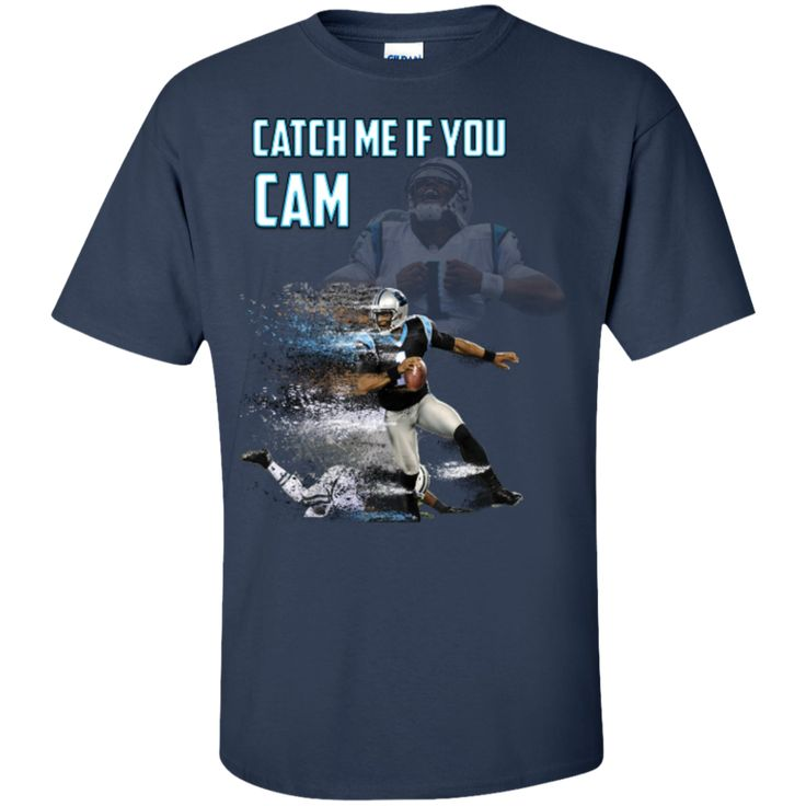 Cam Newton Panthers Custom Designed Fan Tall Ultra Cotton T-Shirt