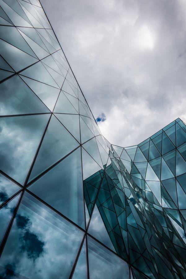 Saxo Bank By 3xn Architecture Glass Futuristic Architecture