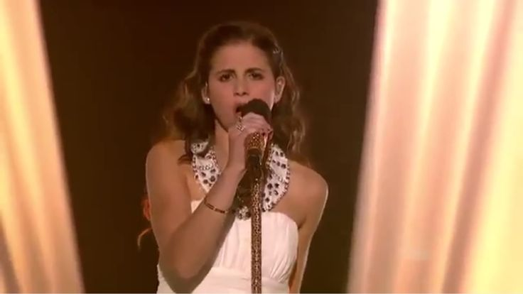 Carly Rose Sonenclar - Hallelujah :) She sings this so beautifully! Gives me goosebumps each time!