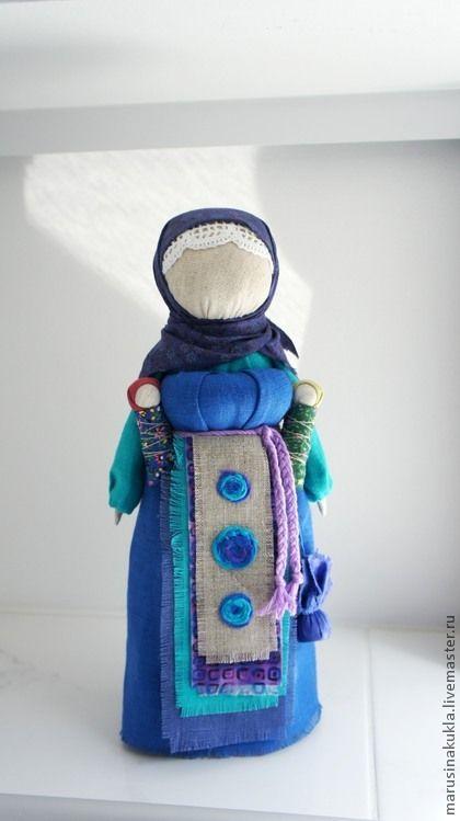 """Народные куклы ручной работы. Ярмарка Мастеров - ручная работа Берегиня дома """"Дарина"""". Handmade."""