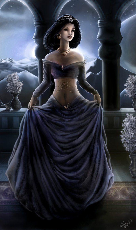 Jasmine - disney-princess Fan Art
