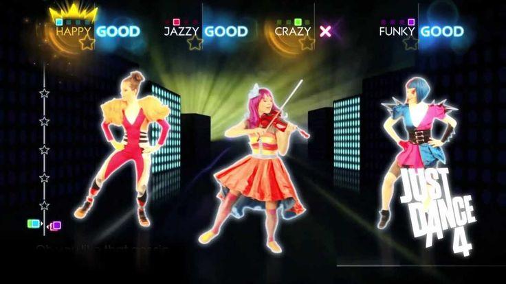 Just Dance 4 - Lindsey Stirling (+playlist)
