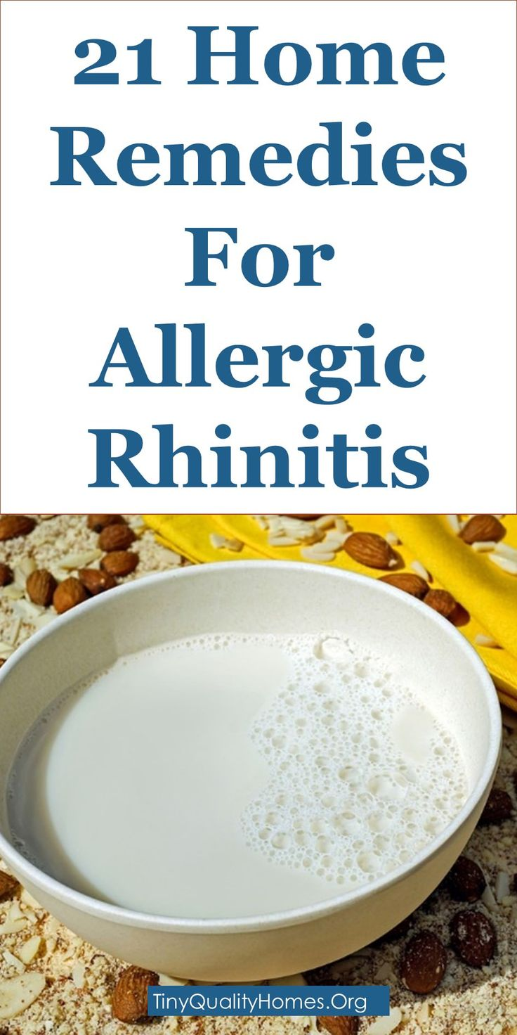 Allergic rhinitis is a common condition associated with a number of symptoms affecting the nose. These symptoms often manifest when you breathe in something you are allergic to such as pollen, animal dander, mold spores, or dust. Symptoms of allergic rhinitis could also manifest when you eat something you are allergic to. There are two types of allergic rhinitis; seasonal allergic rhinitis (commonly called hay fever) and perennial allergic rhinitis (that can occur all-year round). Allergic…