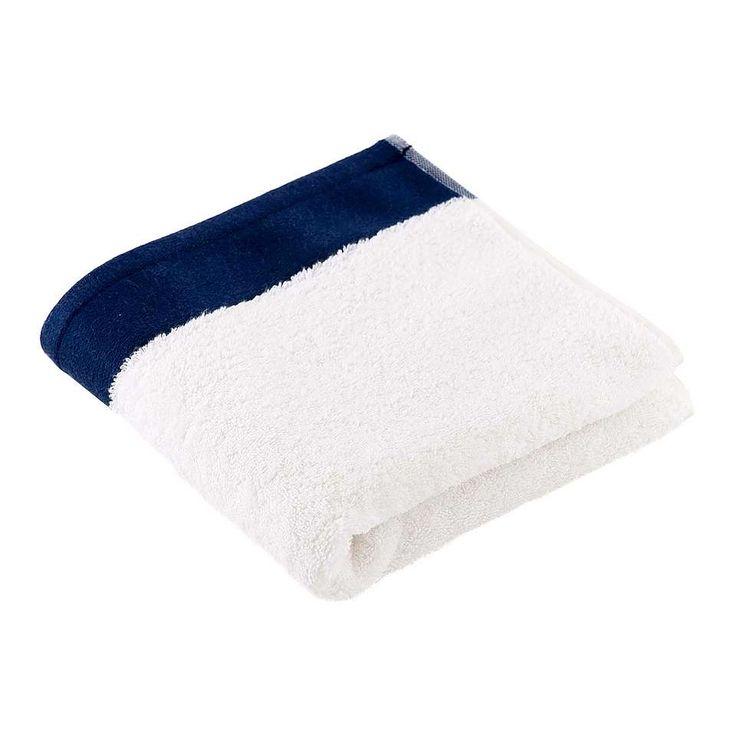 Nautical Guest Towels: 18 Best Serviettes Et Tapis De Bain
