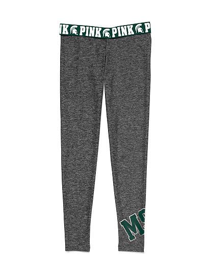 Michigan State University Ultimate Leggings PINK