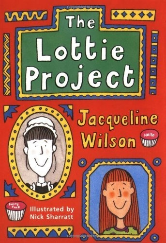 The Lottie Project by Jacqueline Wilson reading this at the moment so far so good !!