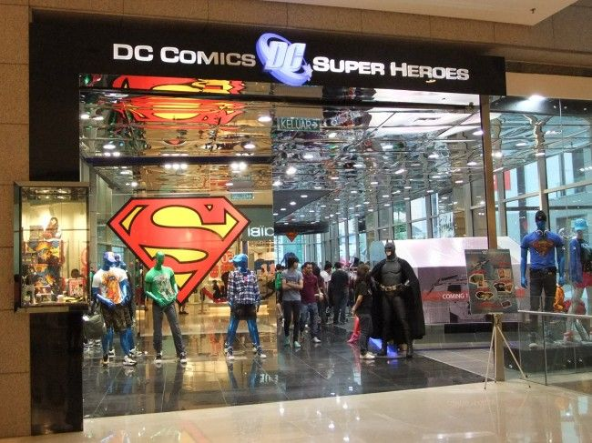 dc comics superheroes store - Google Search | Projects ...
