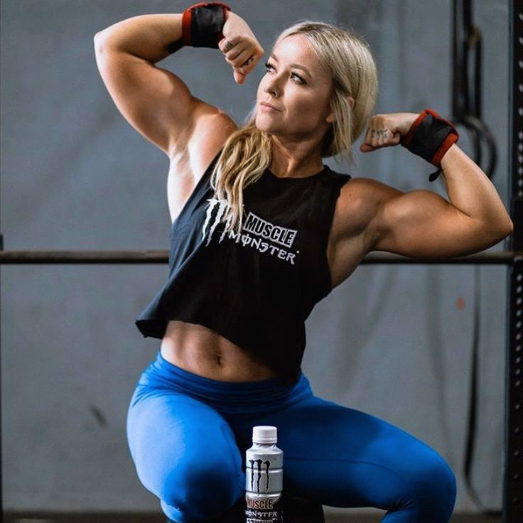 Bonnie Schroeder Female Muscle Growth Muscular Women Body Building Women