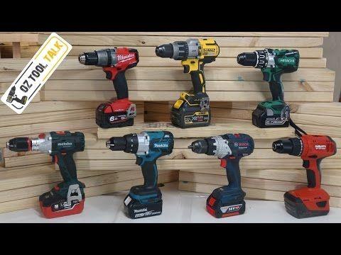 Brushless 18v Hammer Drill Fight Milwaukee Makita Dewalt Bosch Hilti Hitachi Metabo You