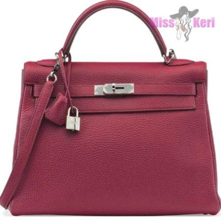 Сумка Hermes Kelly розового цвета купить, цена, интернет-магазин, отзывы