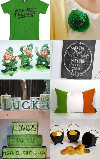 I'm an Irish Girl! by April Lewin on Etsy--Pinned with TreasuryPin.com