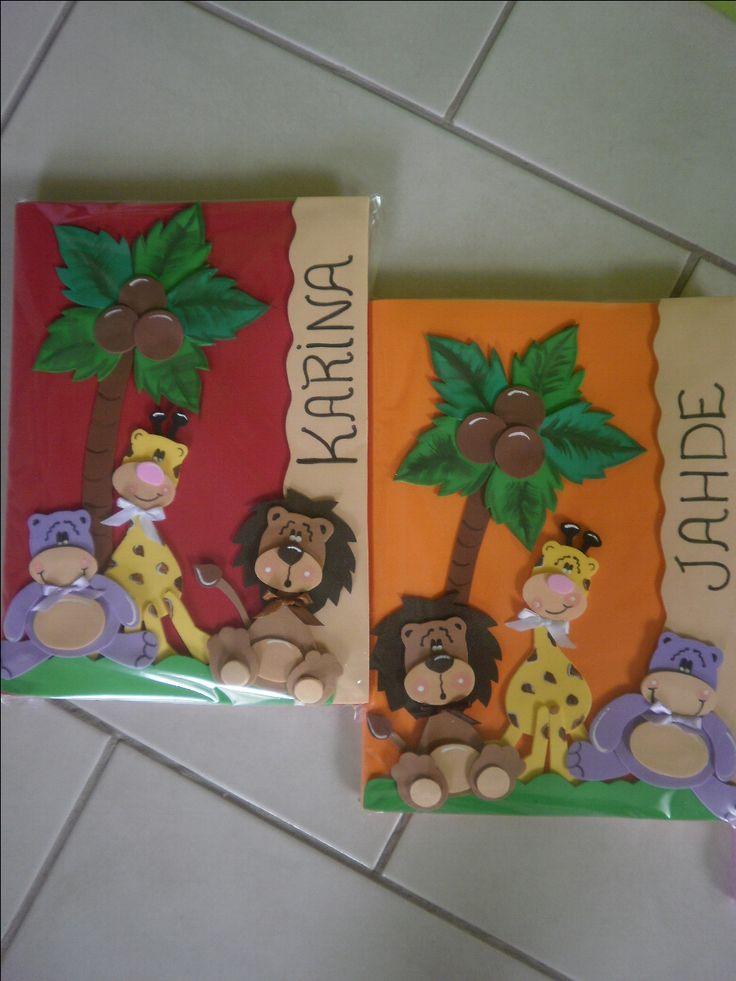 cadernos da selva